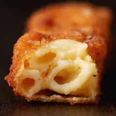 Fried Mac 'n' Cheese Sticks by Tasty