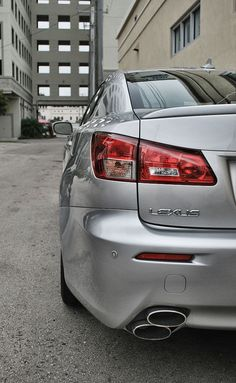 Lexus. Is 250. Best car ever. :)