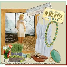 Welcome to the Beach House - Stella & Dot