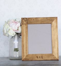 Long-Distance Relationship Gifts - picture frame