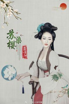 Hanfu, Traditional Fashion, Traditional Dresses, Chinese Drawings, Dress Drawing, China Girl, Oriental Fashion, Woman Drawing, Chinese Culture