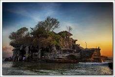 Bali - Temple de Tanah Lot