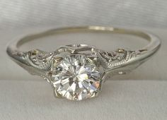 Where To Buy Antique Engagement Rings 2014 : Latest Wedding Rings ...