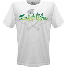 Skinned Mahi Tee Shirt - Men's Short Sleeve Tees - Salt Life