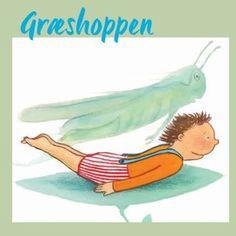 Tegninger, tips og gode råd Yoga For Kids, Exercise For Kids, Art For Kids, Yoga Art, Yoga For Beginners, Asana, Kids And Parenting, Teaching Kids, Massage