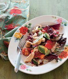 Mediterranean Chicken Salad - TWD Fast & Fresh Recipes