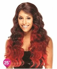 Freetress Equal Lace Front Deep Invisible Part Pre-Cut Wig Sisley