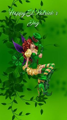 st patricks day Wallpaper for android St Patricks Day Pictures, St Patricks Day Crafts For Kids, Saint Patricks Day Art, Happy St Patricks Day, St Patricks Day Wallpaper, Irish Images, St. Patrick's Day Diy, Fairy Pictures, Holiday Wallpaper