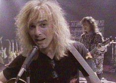 Robin Zander - there's something I just love about this face...