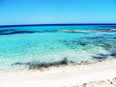 #Formentera water #Baleares #beach #relax #peace