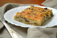 Pasticcio di melanzane - Ilaria Zizza Vegetarian