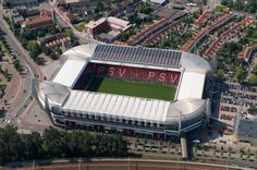 Philips stadion home of PSV Eindhoven