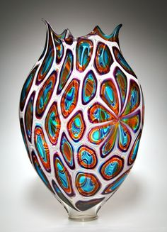Foglio | David Patchen Handblown Glass