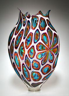 Art glass by David Patchen - stunningly beautiful