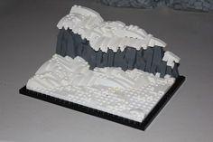 https://flic.kr/p/UB9u2Q | LEGO Snow Tutorial | Read Isaac's tutorial on our website innovalug.com/post/119/snowscaping-tutorial