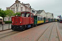 Borkum (Niedersachsen) - Borkumer Kleinbahn