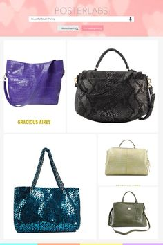 Gracious Aires started in 2002, is a young-thinking local designer brand known for fashionably coloured leather bags, clutches in exquisite genuine calf n lambskin.
