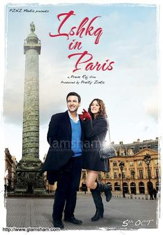 Awesome Bollywood: ISHKQ IN PARIS - Theatrical trailer of ISHKQ IN PARIS  : glamsham.com glamsham Check more at http://kinoman.top/pin/16673/