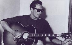 B4 his death Buddy Holly & his wife, Maria were disturbed by violent & prophetic dreams. Maria dreamt of a fireball descending to earth in the middle of a field. (read the full story here)