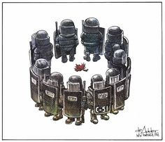 Editorial Cartoon | The Chronicle Herald July 1, 2015.