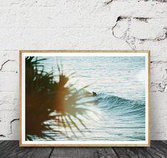 Available sizes (inches): Large Framed Art, Framed Wall Art, Wall Art Prints, Beach Theme Wall Decor, Beach Themes, Surfboard Decor, Water Walls, Coastal Art, Texture Art