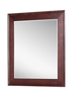 Mirror Frame in Accented Espresso Finish - Lifestyle Solutions 699 Series
