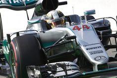 F1イタリアGP フリー走行3回目:ルイス・ハミルトンがトップタイム  [F1 / Formula 1]