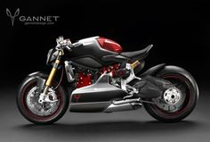Gannet Designs: 1199 Cafe Fighter concept Is it possible to make a good-looking…