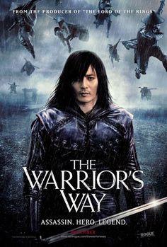 The Warrior's Way-Korean movie-(2010)-Action-Starring Dong-gun Jang, Kate Bosworth, Geoffrey Rush