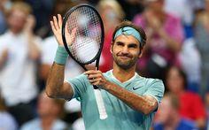 Descargar fondos de pantalla El suizo Roger Federer, reproductor de tenis, ATP, tenis