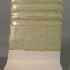 Opaque Semi Matte Glaze 6 (from The Complete Book of Clay and Glazes)