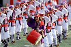 Tomorrow takes place in #Shinjuku the Eisa Matsuri! Eisa is a traditional dance originating in the Okinawa islands ;)