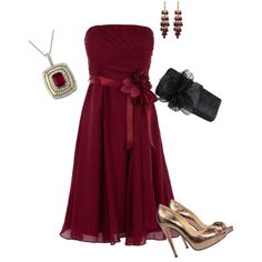 """""""prom dress"""" by sanitaalagic on Polyvore"""