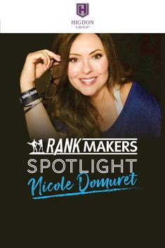 Rank Makers Spotlight: Nicole Domuret on Her Network Marketing Success. Rank Maker, Nicole Domuret shares EXACTLY how she TRIPLED her Income in just 3 months.