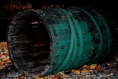 The Turquoise Barrel