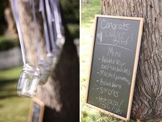 EAT DRINK PRETTY: Real party: a fall-inspired engagement party