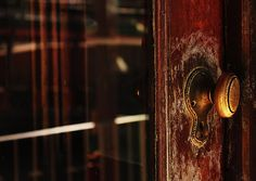 Reflection caught in the window of a door on an old vintage train  #reflection #door #handle #wood #vintage #train #window #background #wallpaper #decor