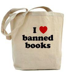 Banned Books Tote Bag on CafePress.com 6b4e323db69e7