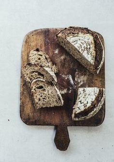 Wholemeal Sourdough Bread Tutorial