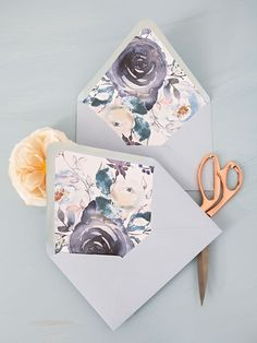 These Free Printable Floral Envelope Liners Are Gorgeous! These Free Printable Floral Envelope Liners Are Gorgeous! The post Wow! These Free Printable Floral Envelope Liners Are Gorgeous! appeared first on Floral Decor. Diy Envelope, Envelope Design, Envelope Liners, Diy Invitations, Floral Invitation, Birthday Invitations, Birthday Crafts, Birthday Wishes, Wedding Stationery