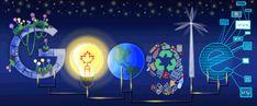 "Doodle 4 Google Canada 2017 Winner! - ""A Bright Future"" by Jana Sofia Panem"