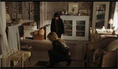 Mary Margaret Blanchards apartment in Once upon a time