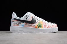 Buy Custom Pauly X Vlone Pop Nike Air Force 1 Low Graffiti Harlem White New Year Deals from Reliable Custom Pauly X Vlone Pop Nike Air Force 1 Low Graffiti Harlem White New Year Deals suppliers.Find Quality Custom Pauly X Vlone Pop N Nike Air Force Ones, Nike Shoes Air Force, Nike Air Max, Custom Sneakers, Custom Shoes, Sneakers Nike, Diamond Supply Co, Doodle Shoes, Nike Sb Dunk