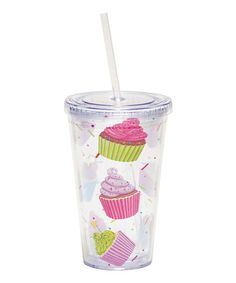 Take a look at this 17-Oz. Sweet Escape Insulated Tumbler by Cypress Home on #zulily today!