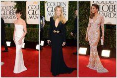 Golden Globes 2013 - Ane Hataway Jeniffer Lopez Kate Hudson