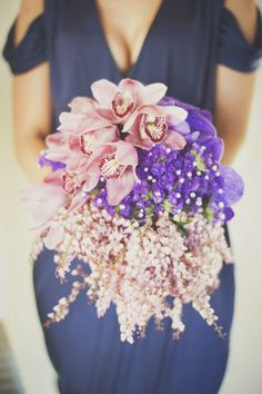 25 Stunning Wedding #Bouquets - Part 14 - Belle the Magazine . The Wedding Blog For The Sophisticated Bride