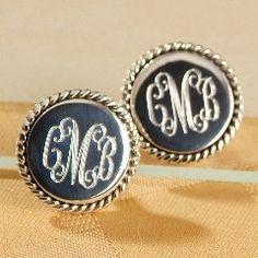 studs, personalized jewelry, sterling silver earrings, bridesmaid gifts, stud earrings, monogram earrings, sterling silver jewelry, monograms, monogram stud