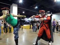 Cammy Street Fighter Cosplay | Flickr - Photo Sharing! Denver Comic Con 2013