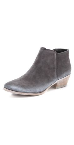 The perfect transitional shoe! This one by Sam Edelman comes in three on-trend colors that are perfect for spring!
