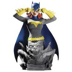Batman: Women of the DC Universe Series 3 Batgirl Bust